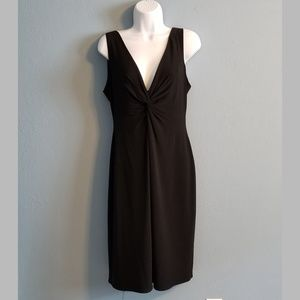 Sexy, classic black Laundry Cocktail dress